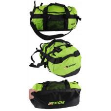 OL-Tech sporttas (43 liter, groen)