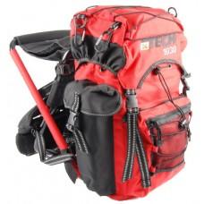 OL-Tech 30-liter (rood/zwart)