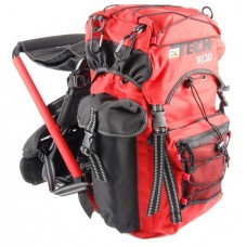 OL-Tech 40-liter (rood/zwart)