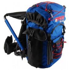 OL-Tech 40-liter (blauw/zwart)